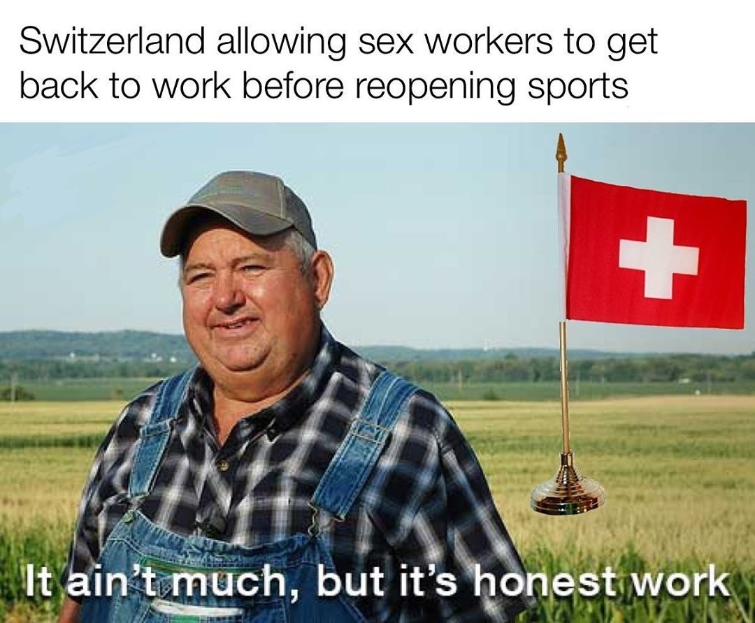 Priorities right here - meme