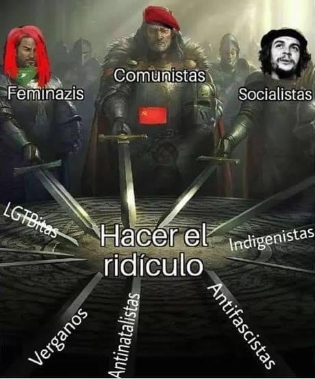 Zurdowns - meme