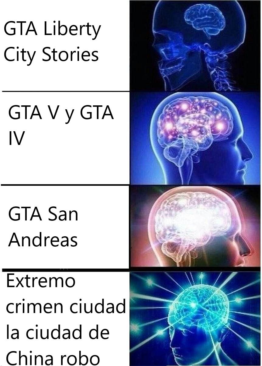 Gta - meme