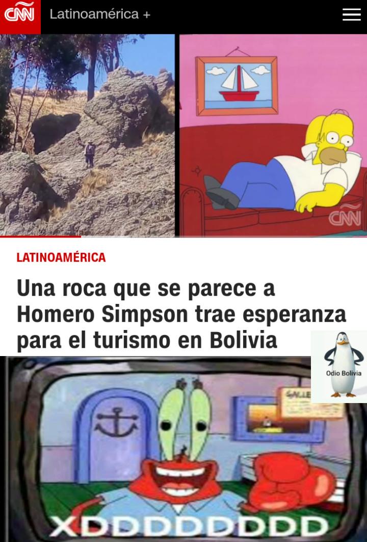 Bolivia se salvo - meme