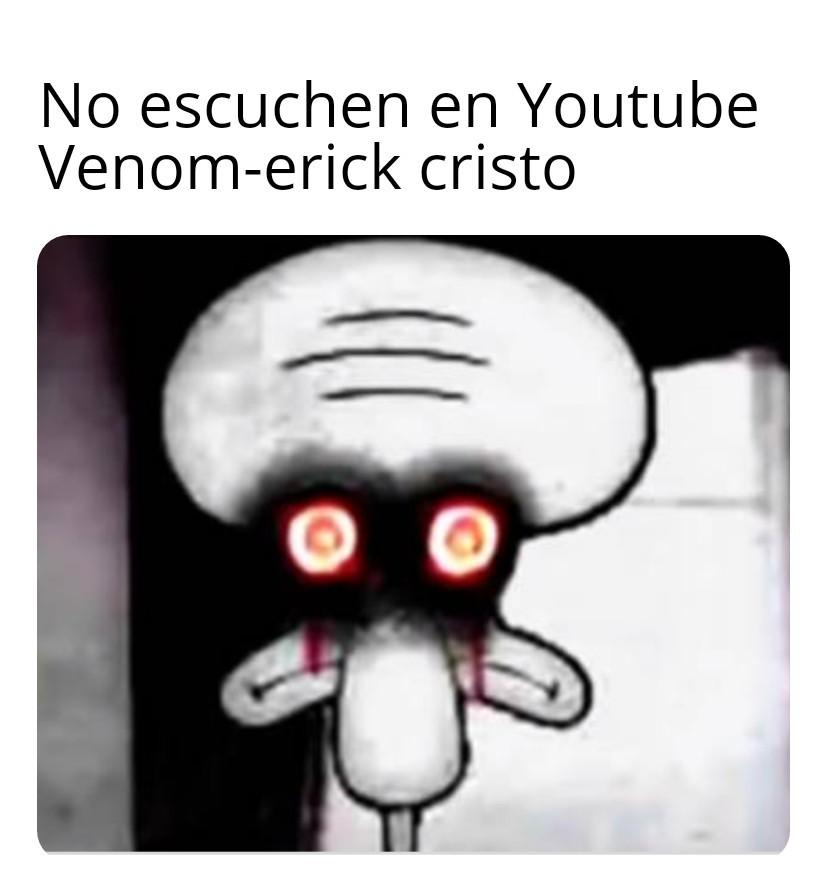 Lo encontré buscando Venom en YouTube - meme