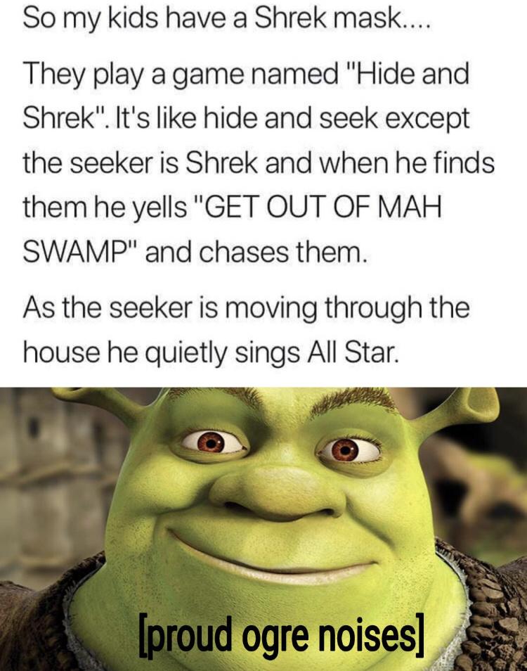 Get out me swamp - meme