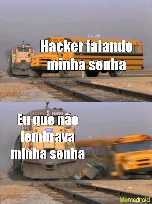Hacker burro - meme