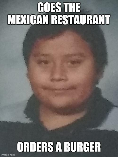 Mexican Child - meme