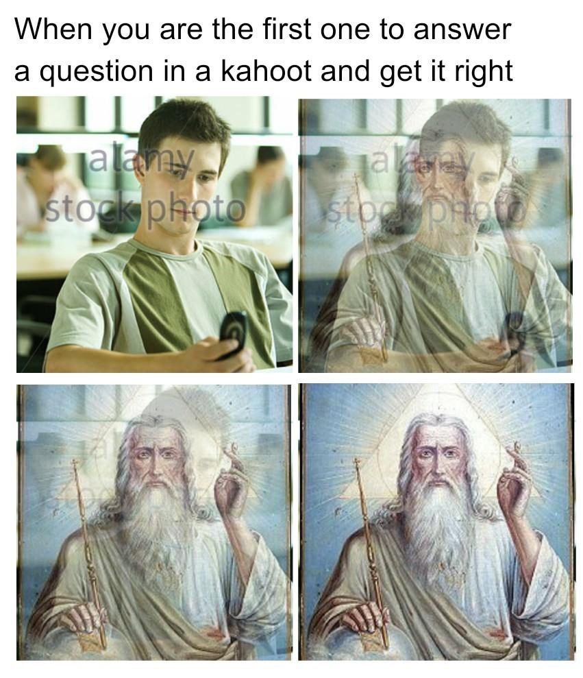 Godly - meme