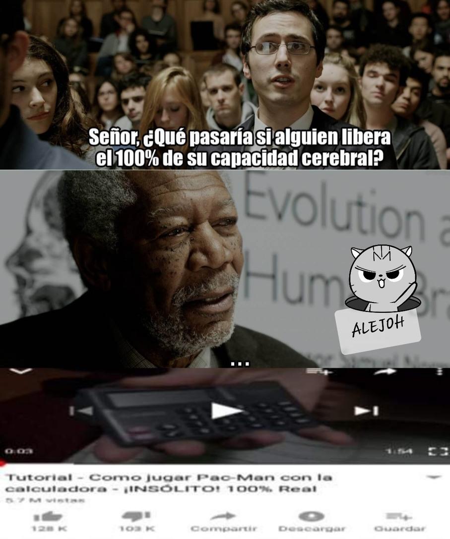 Pacman - meme