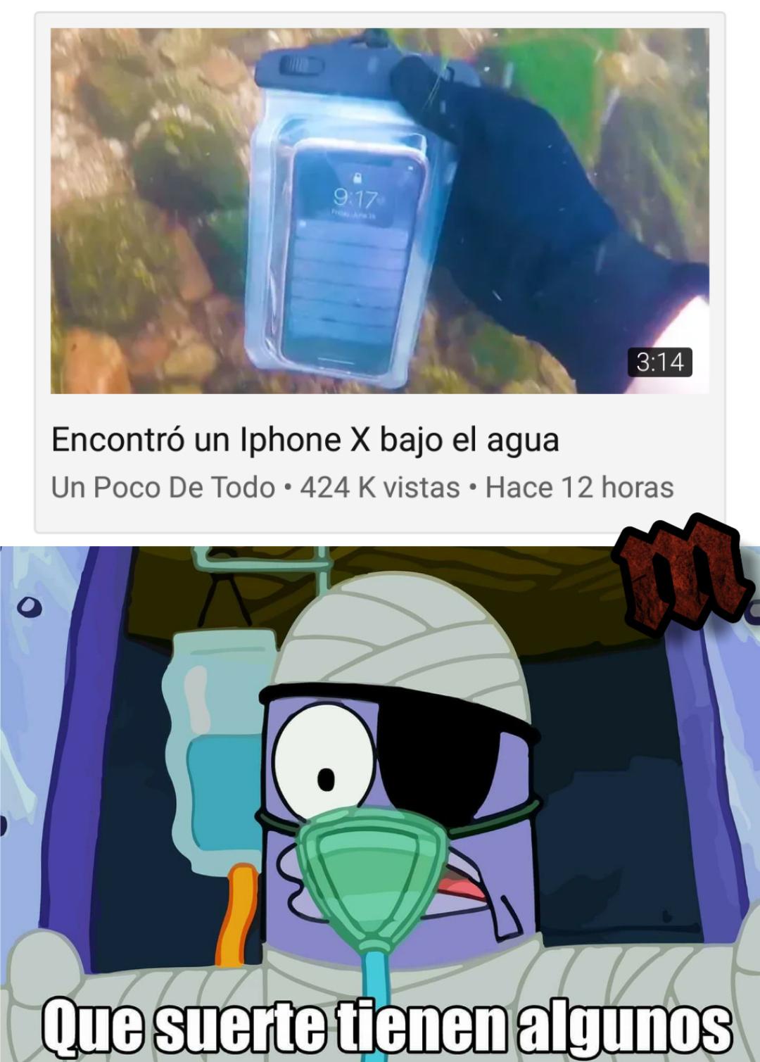 Estos de Apple - meme