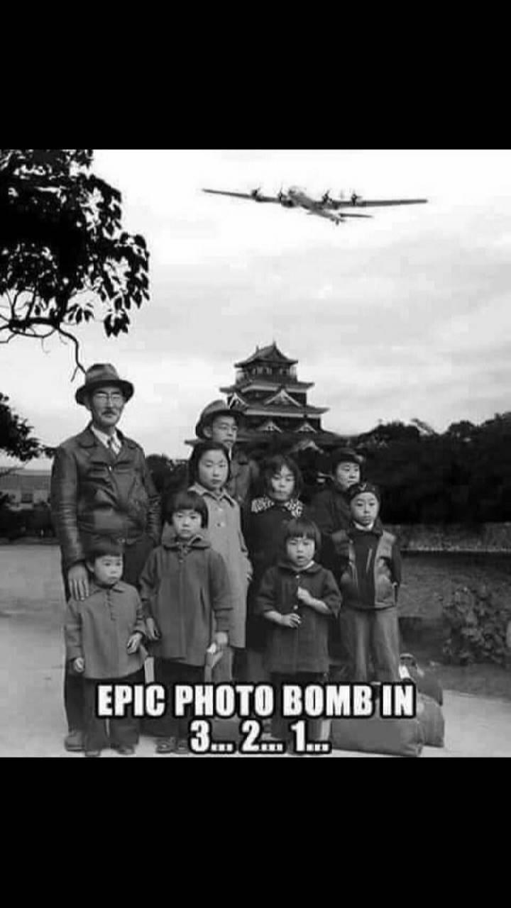 C'est plus Bomb que photo je pense - meme