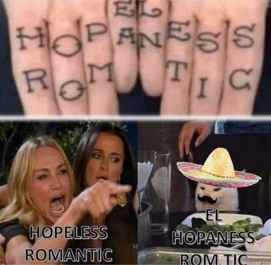abla espagnol - meme
