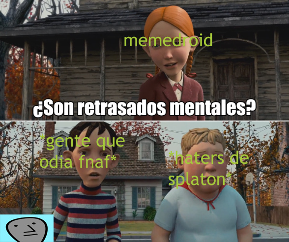 Los haters son haters sin vida - meme