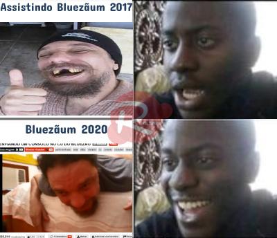 Bluzaum Mudou Muito - meme