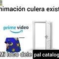 Contexto en prime vídeo hay películas con animaciones horribles