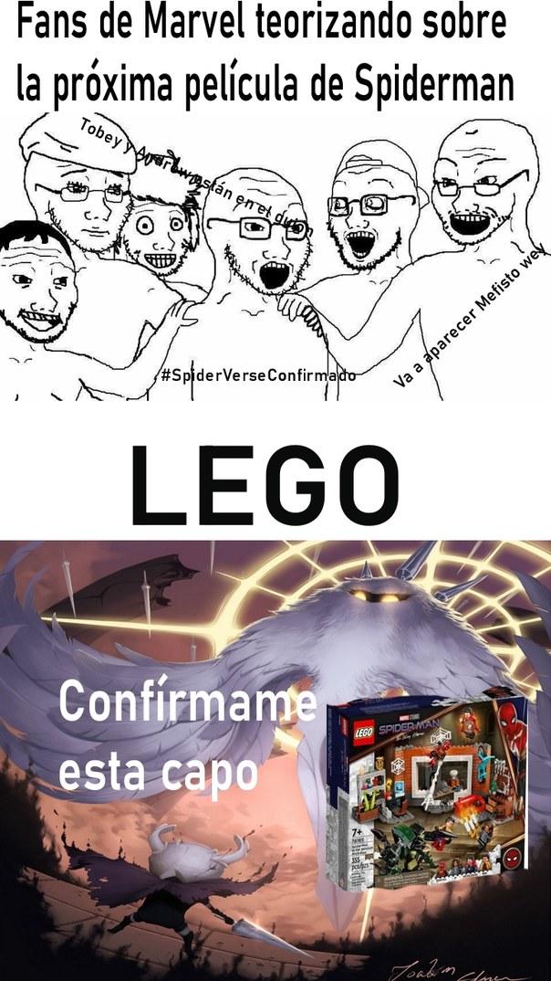 leGOD - meme