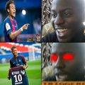 """""""Guarda che faccia,non se l'aspettava!"""" (Cit. Psg89); Secondo voi i 222 milioni di Neymar verranno superati?"""