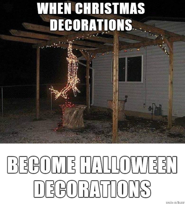 Decorations - meme