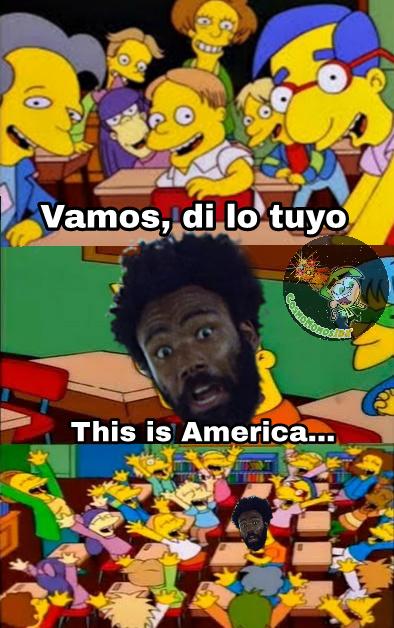 Ste americano :'v - meme