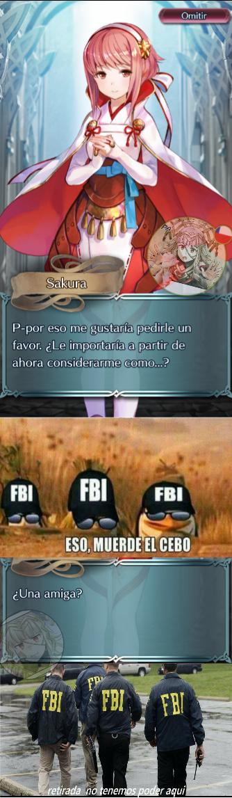 Sakura <3 - meme