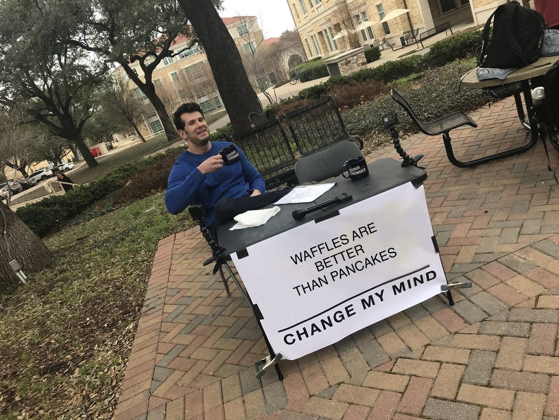 Don't deny it - meme