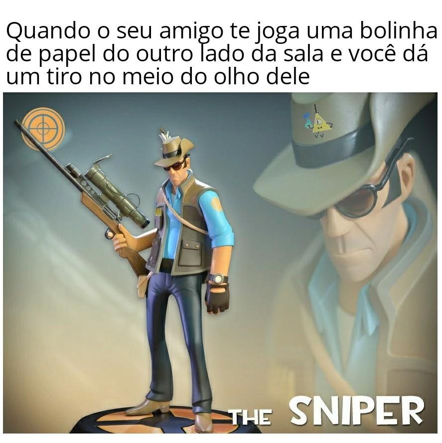 The Sniper - meme
