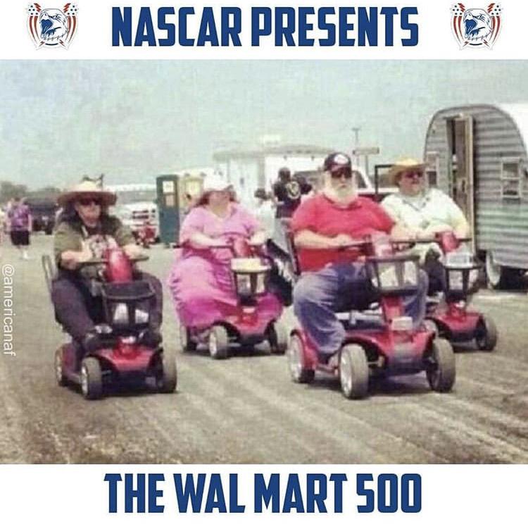 Walmart 500 - meme