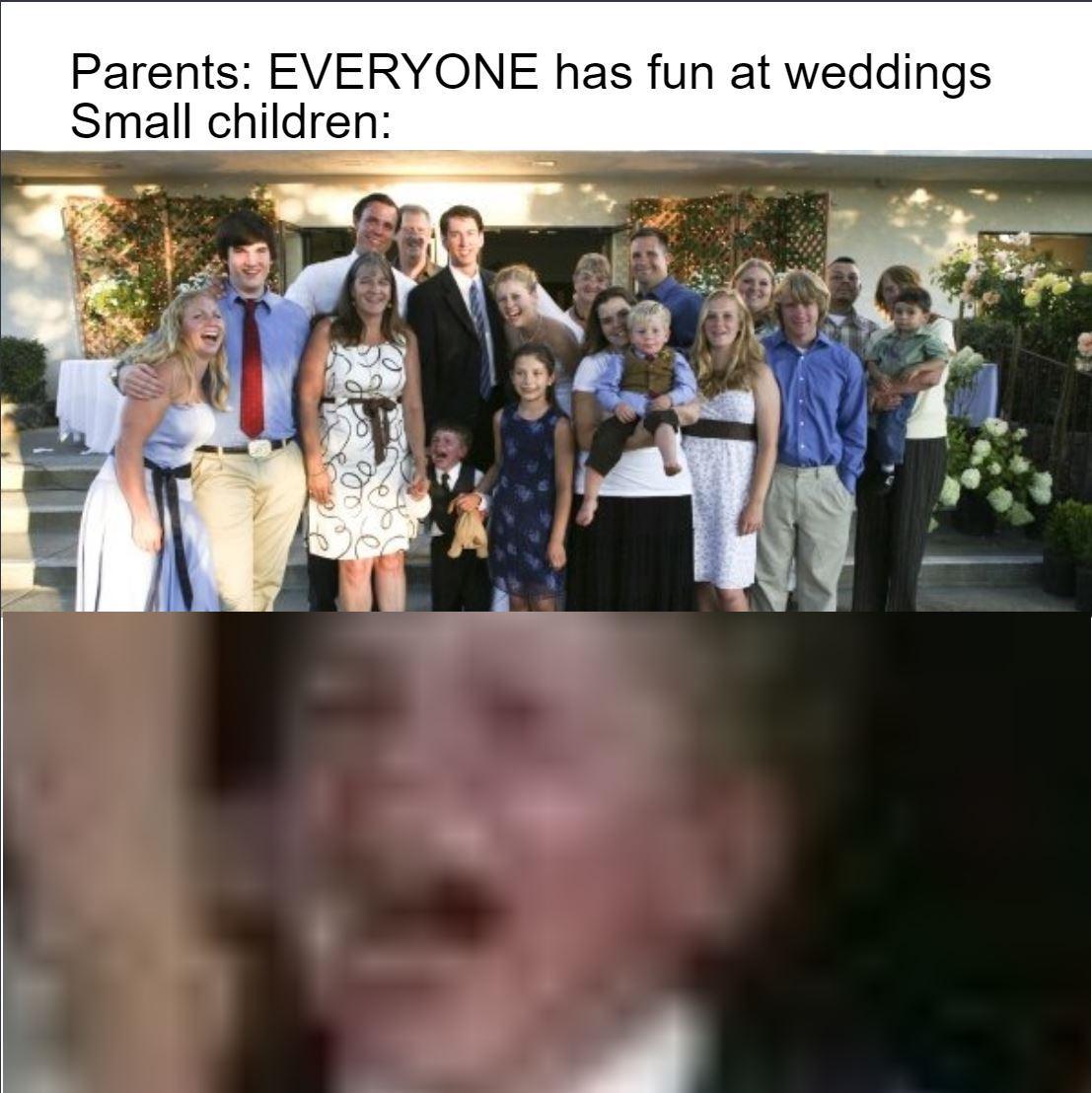 Little kids be like... - meme