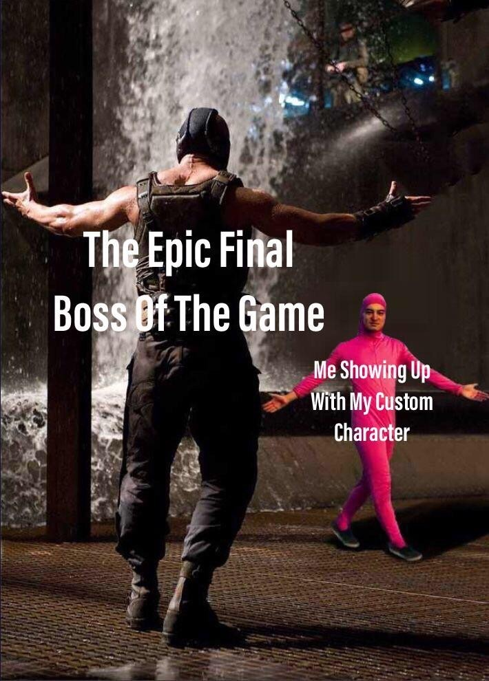 Custom Shit - meme