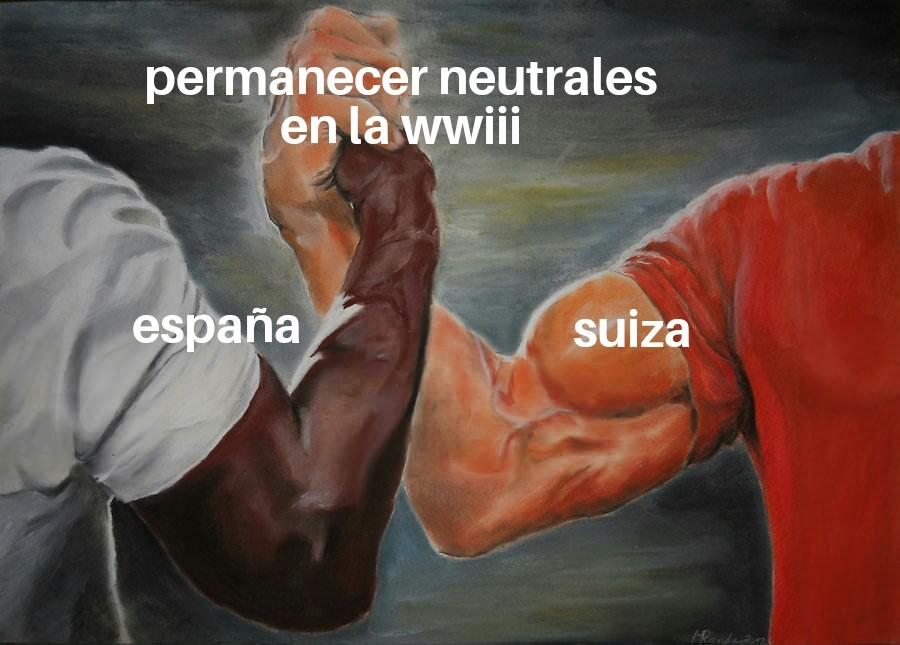 A la neutralidad - meme