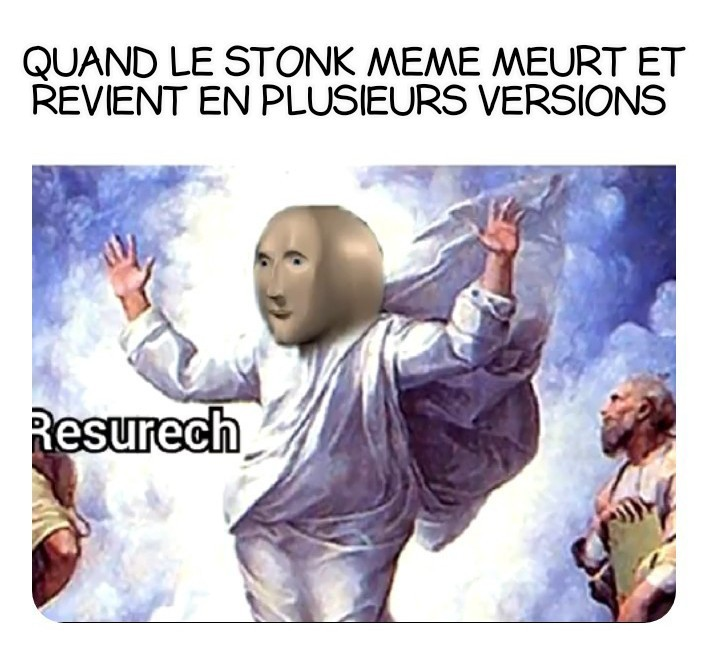 Resurrection - meme