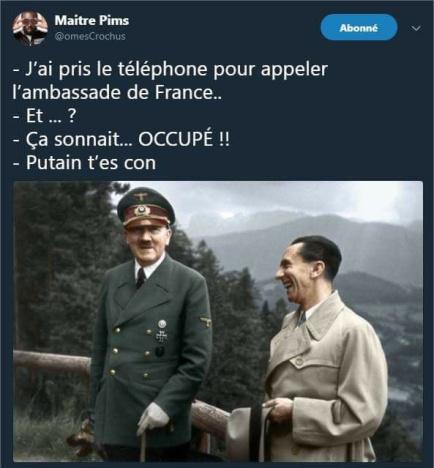 Spécificité Française   - meme