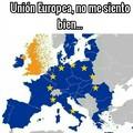 Si expulsaran a España de la Unión se les acabaría la guachafita progre