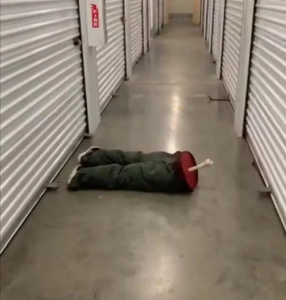 Dead body reported - meme