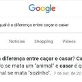 O Google responde isso mesmo kkkk podem fazer o teste
