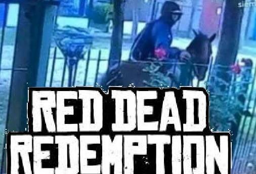 Red dead: turros - meme