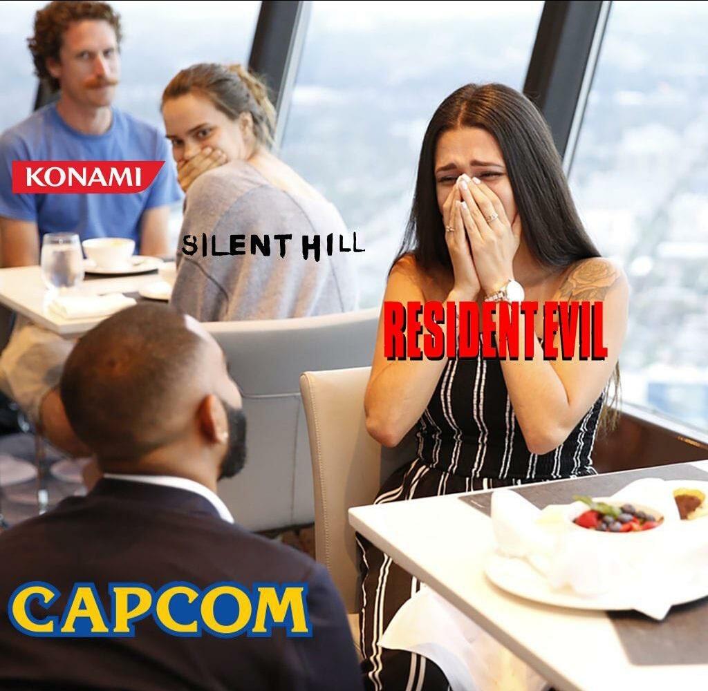Resident evil pelicula - meme
