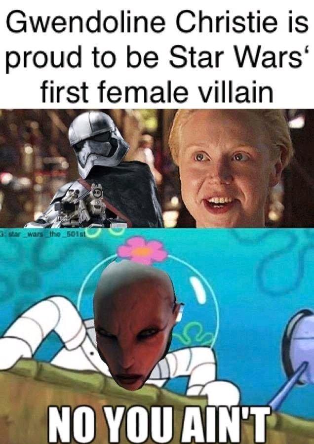 Star wars!!! - meme