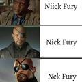 Niick Fury