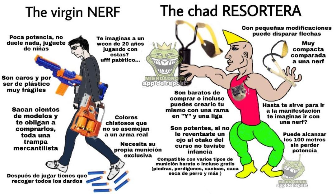 Nerf zzzz - resortera GOD - meme