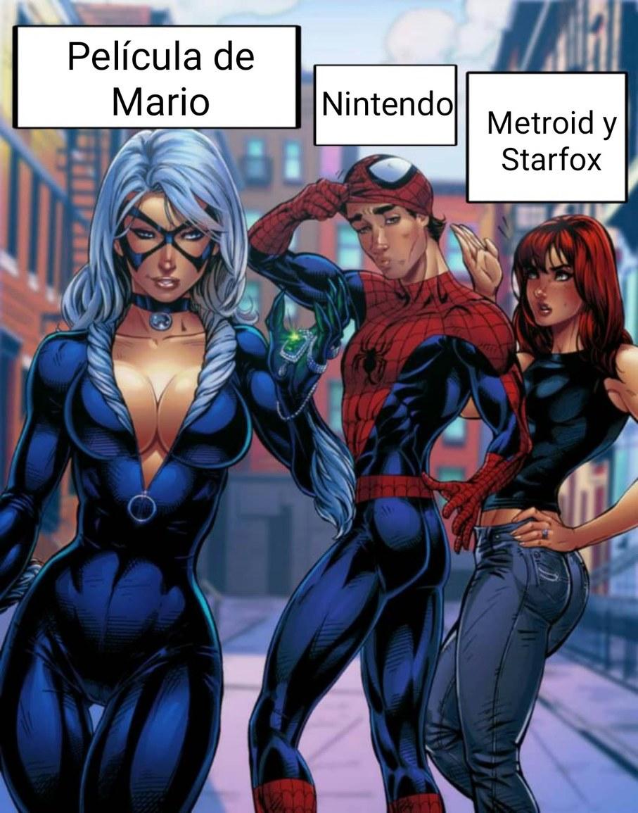 Starfox está olvidado - meme