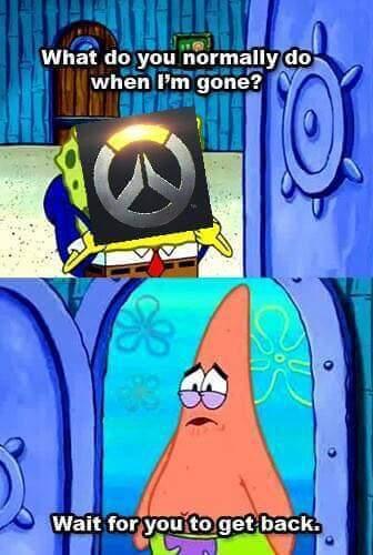My life until Tuesday - meme