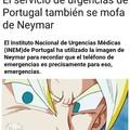 Otra vez Neymar en las noticias...