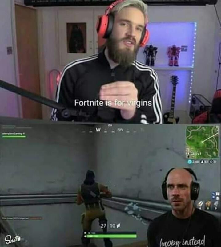 so virgin - meme