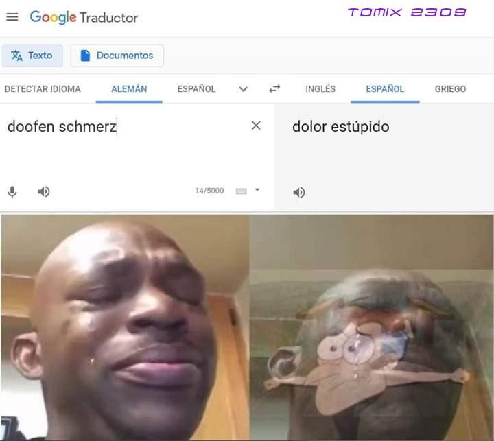 Pobre :c - meme