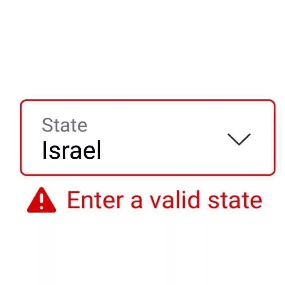 Viva os palestinos - meme
