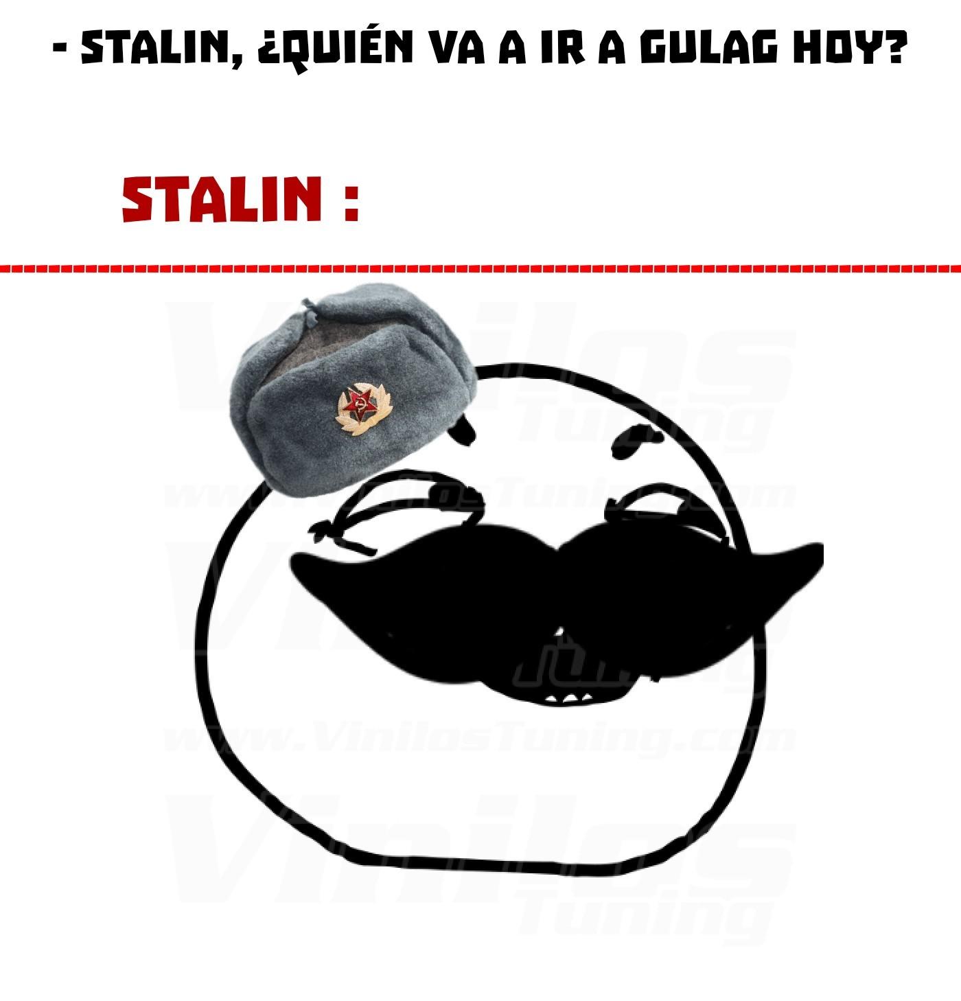 A GULAG! - meme