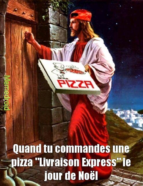 Jésus notre Saint sauveur - meme