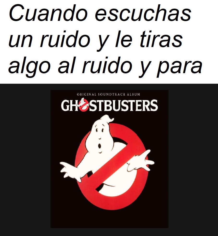 GhostBusters - meme