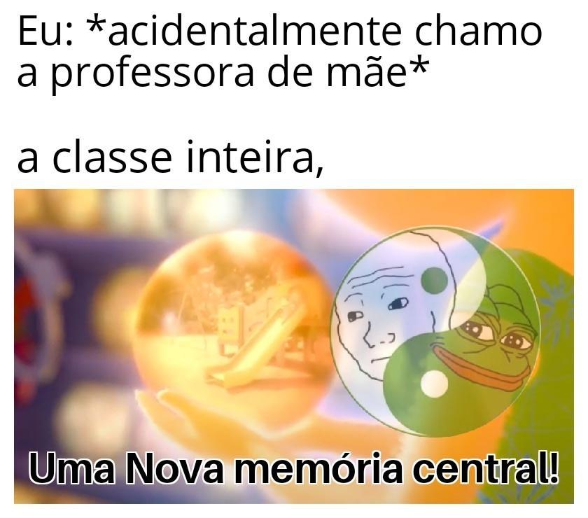 Central - meme