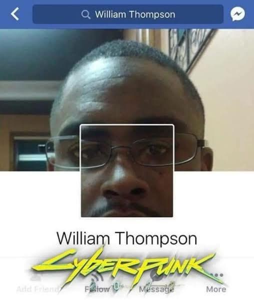 William Thompson - meme