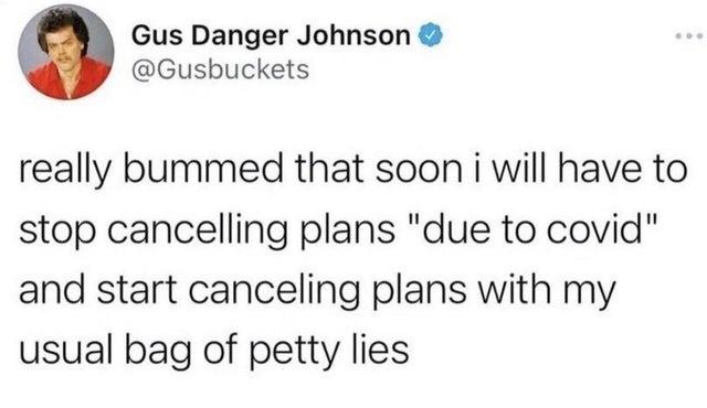 Petty lies always work - meme
