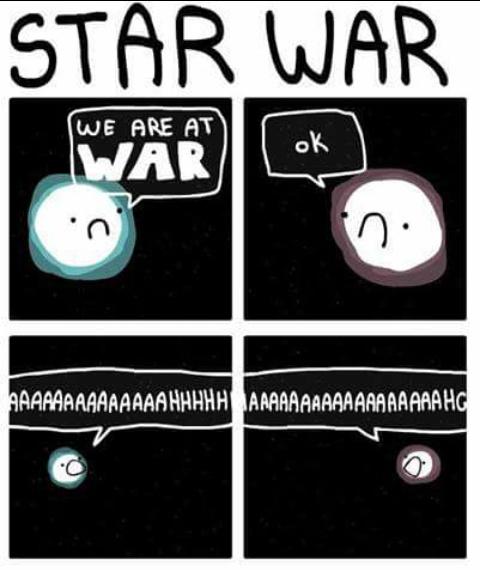 The next Star Wars movie - meme